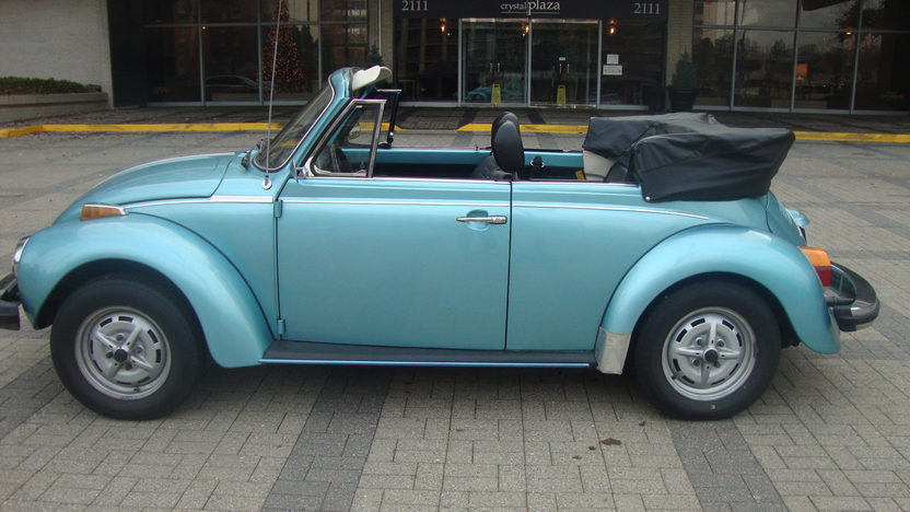 1979 Volkswagen Beetle Convertible 4-Speed, Unrestored presented as lot W12 at Kissimmee, FL 2013 - image7