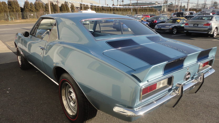 1967 Chevrolet Camaro 350/295 HP, Automatic presented as lot W69 at Kissimmee, FL 2013 - image2