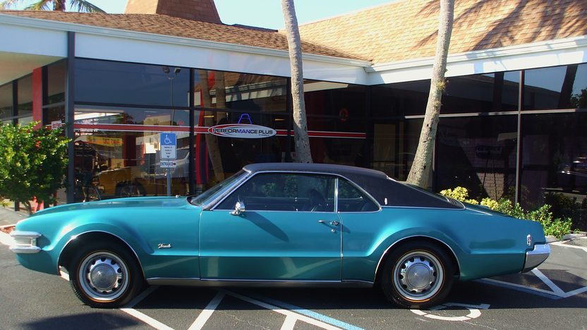 1969 Oldsmobile Toronado 455 CI, Automatic presented as lot W89 at Kissimmee, FL 2013 - image4