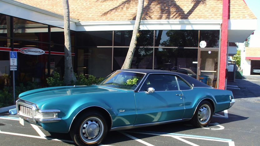 1969 Oldsmobile Toronado 455 CI, Automatic presented as lot W89 at Kissimmee, FL 2013 - image5