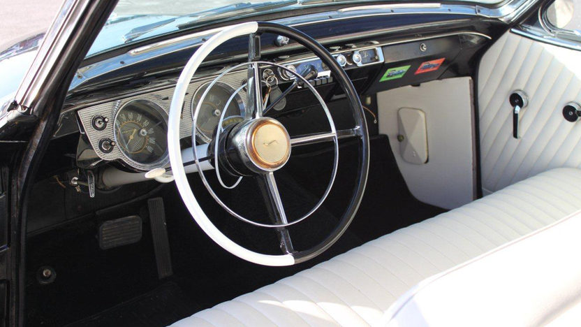1955 Studebaker Commander 259/185 HP, Automatic presented as lot W95 at Kissimmee, FL 2013 - image3