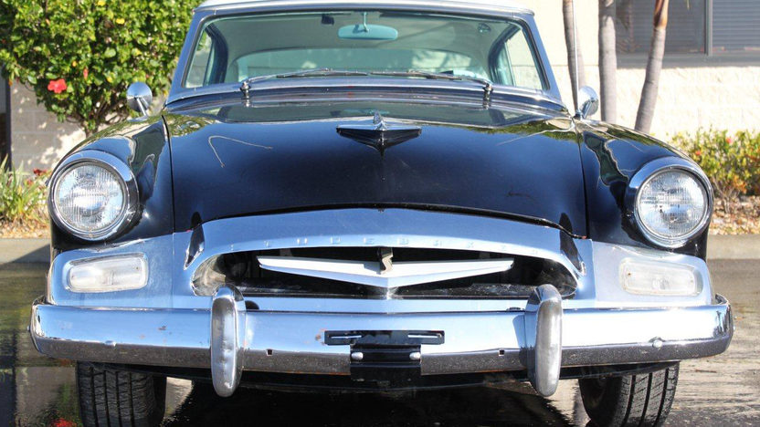 1955 Studebaker Commander 259/185 HP, Automatic presented as lot W95 at Kissimmee, FL 2013 - image6
