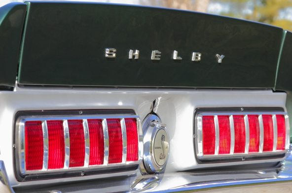 1968 Shelby GT500 KR Convertible 4-Speed, Factory Air presented as lot S141 at Kissimmee, FL 2013 - image10