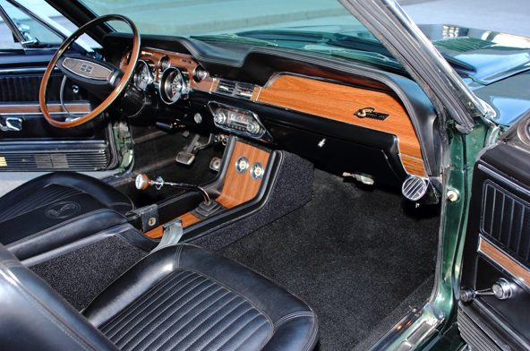 1968 Shelby GT500 KR Convertible 4-Speed, Factory Air presented as lot S141 at Kissimmee, FL 2013 - image4
