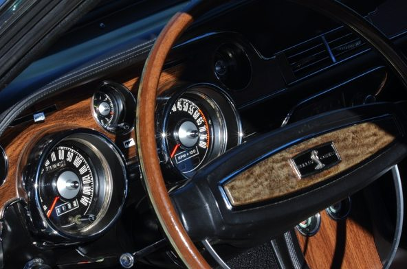 1968 Shelby GT500 KR Convertible 4-Speed, Factory Air presented as lot S141 at Kissimmee, FL 2013 - image5