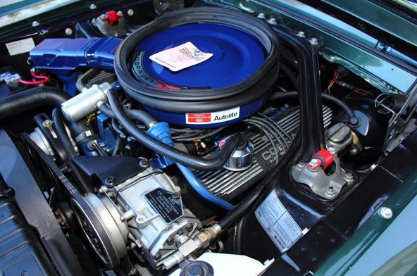 1968 Shelby GT500 KR Convertible 4-Speed, Factory Air presented as lot S141 at Kissimmee, FL 2013 - image6