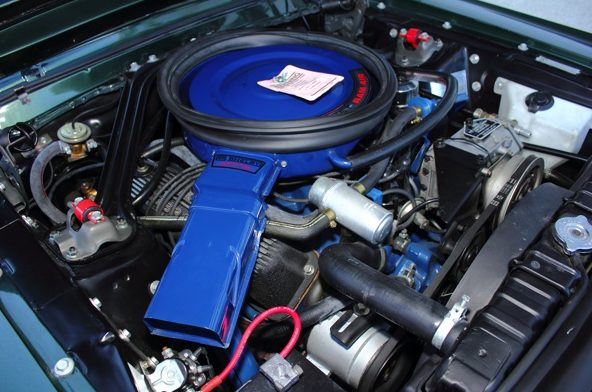1968 Shelby GT500 KR Convertible 4-Speed, Factory Air presented as lot S141 at Kissimmee, FL 2013 - image7
