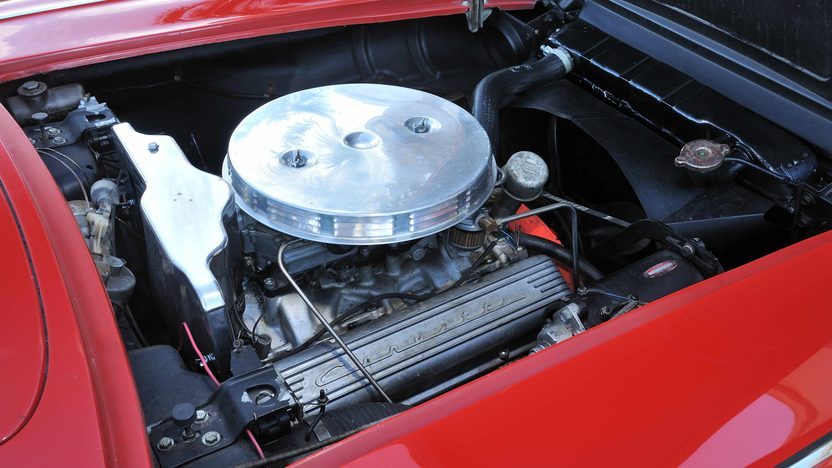 1959 Chevrolet Corvette Convertible 283/245 HP, 4-Speed presented as lot J56 at Kissimmee, FL 2013 - image6