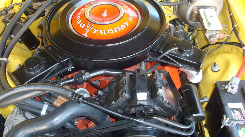 1970 Plymouth Road Runner 383/335 HP, 4-Speed presented as lot J57 at Kissimmee, FL 2013 - image6