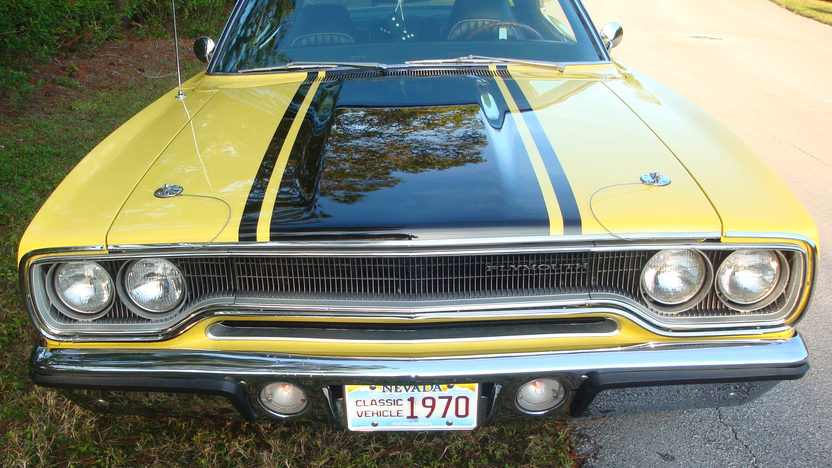 1970 Plymouth Road Runner 383/335 HP, 4-Speed presented as lot J57 at Kissimmee, FL 2013 - image8
