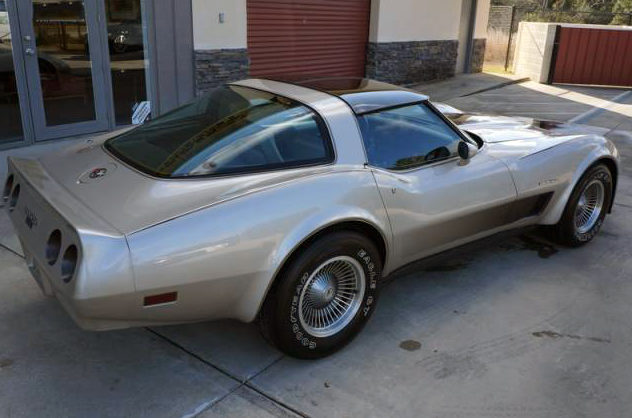 1982 Chevrolet Corvette Collector Edition presented as lot J62 at Kissimmee, FL 2013 - image2