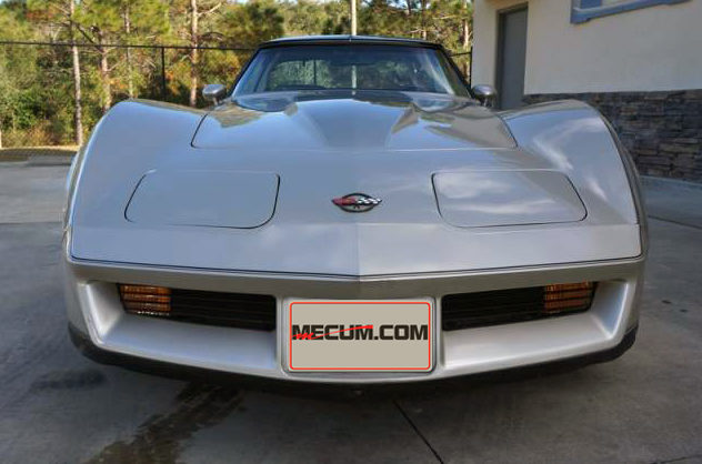 1982 Chevrolet Corvette Collector Edition presented as lot J62 at Kissimmee, FL 2013 - image6