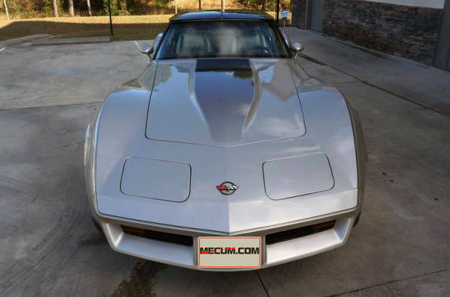 1982 Chevrolet Corvette Collector Edition presented as lot J62 at Kissimmee, FL 2013 - image7