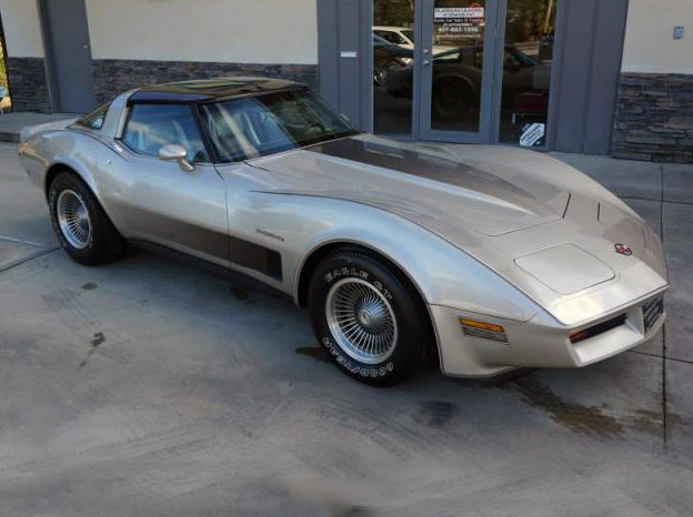 1982 Chevrolet Corvette Collector Edition presented as lot J62 at Kissimmee, FL 2013 - image8