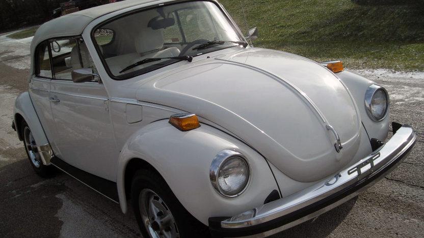1979 Volkswagen Beetle presented as lot J113 at Kissimmee, FL 2013 - image12