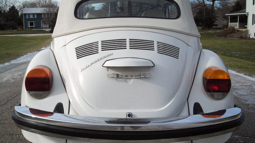 1979 Volkswagen Beetle presented as lot J113 at Kissimmee, FL 2013 - image3