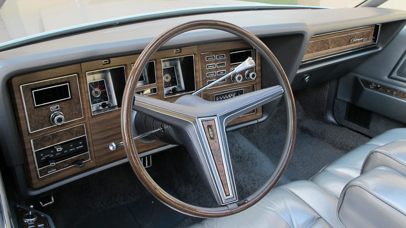 1973 Lincoln Mark IV 460 CI, Automatic presented as lot J114 at Kissimmee, FL 2013 - image2