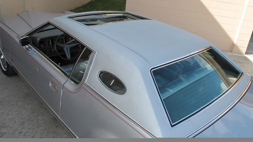 1973 Lincoln Mark IV 460 CI, Automatic presented as lot J114 at Kissimmee, FL 2013 - image6