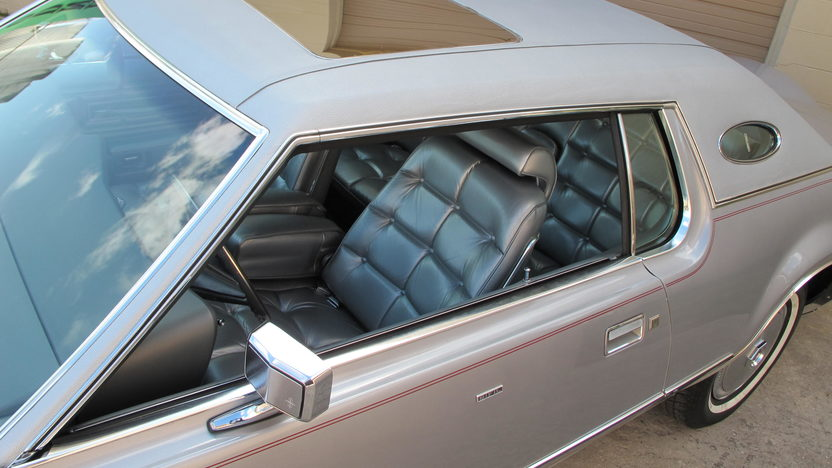 1973 Lincoln Mark IV 460 CI, Automatic presented as lot J114 at Kissimmee, FL 2013 - image7