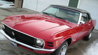 1970 Ford Mustang Convertible presented as lot J129 at Kissimmee, FL 2013 - thumbail image11