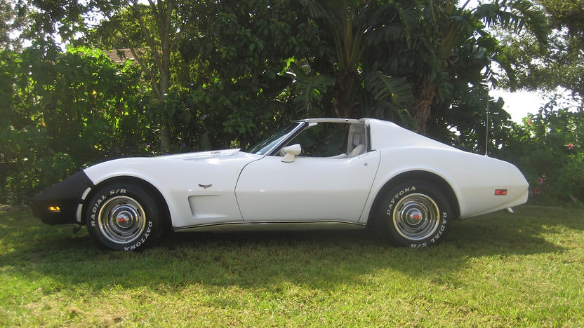 1977 Chevrolet Corvette presented as lot J150 at Kissimmee, FL 2013 - image2