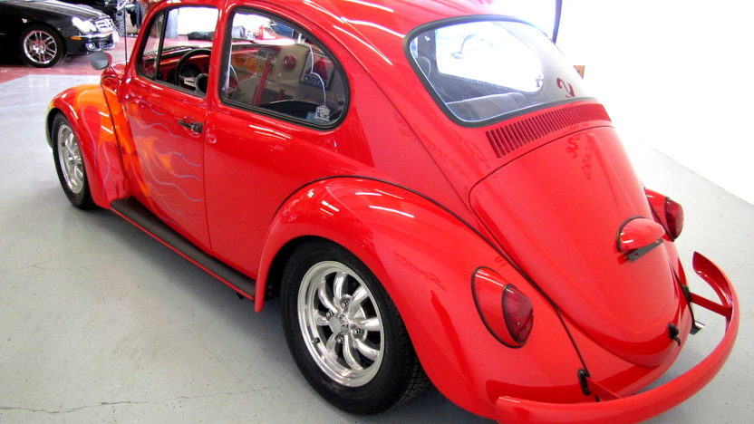 1966 Volkswagen Beetle presented as lot J192 at Kissimmee, FL 2013 - image2