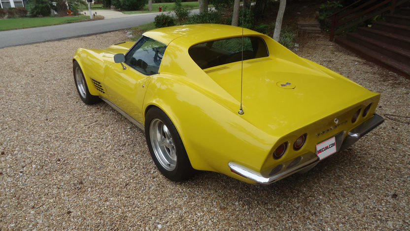 1972 Chevrolet Corvette Coupe 350/350 HP, Automatic presented as lot J212 at Kissimmee, FL 2013 - image7