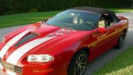 2002 Chevrolet Camaro Z28 Convertible 35th Anniversary, 4,762 Miles presented as lot K52 at Kissimmee, FL 2013 - thumbail image10