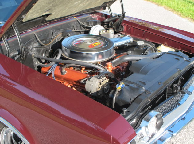 1967 Oldsmobile 442 Convertible 400 CI, Automatic presented as lot K66 at Kissimmee, FL 2013 - image6