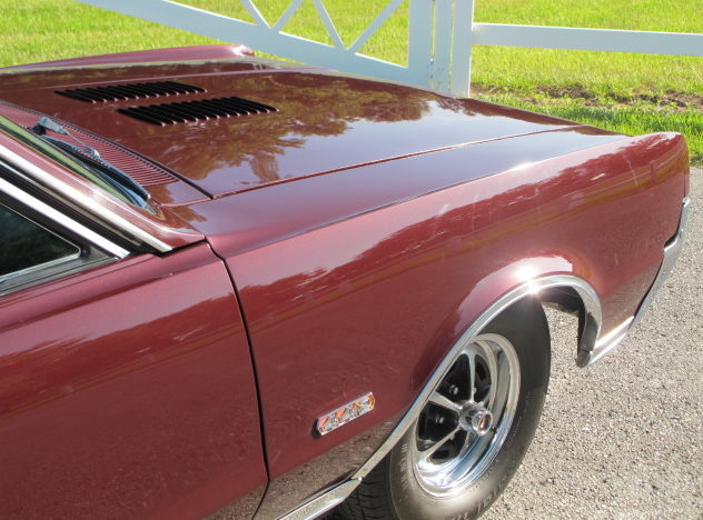 1967 Oldsmobile 442 Convertible 400 CI, Automatic presented as lot K66 at Kissimmee, FL 2013 - image8