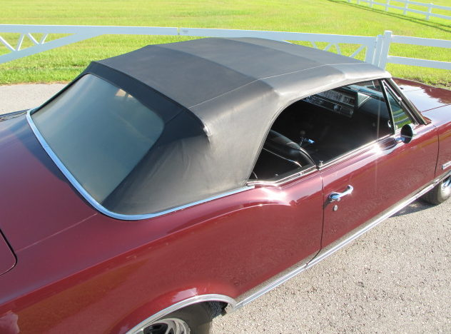 1967 Oldsmobile 442 Convertible 400 CI, Automatic presented as lot K66 at Kissimmee, FL 2013 - image9