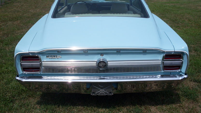 1969 Ford Torino GT Fastback 390/320 HP, Automatic presented as lot K69 at Kissimmee, FL 2013 - image3