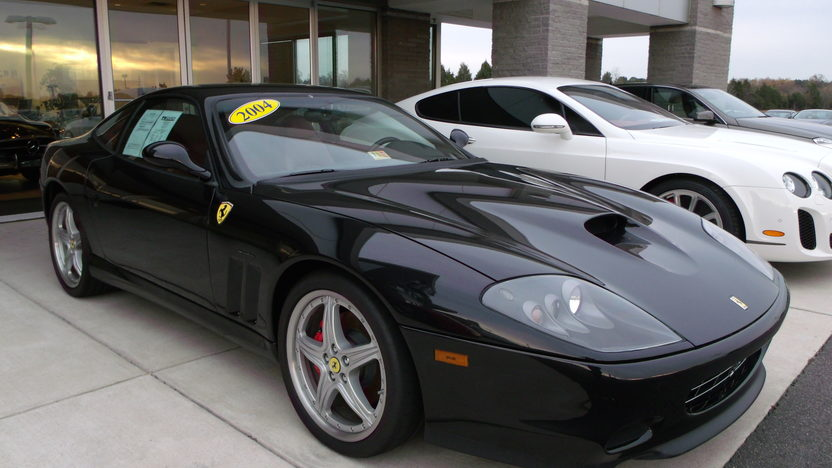 2004 Ferrari 575 M Maranello presented as lot S254 at Kissimmee, FL 2013 - image6