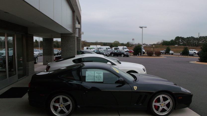 2004 Ferrari 575 M Maranello presented as lot S254 at Kissimmee, FL 2013 - image7