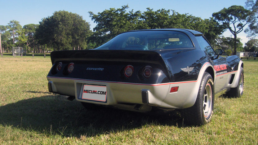 1978 Chevrolet Corvette Pace Car Edition L82, 1,590 Miles presented as lot K105 at Kissimmee, FL 2013 - image7