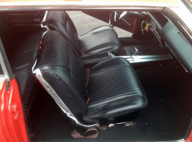 1964 Chevrolet Impala SS Hardtop 409 CI, Automatic presented as lot K138 at Kissimmee, FL 2013 - image4