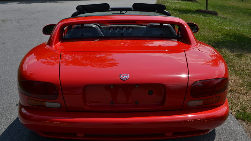 1995 Dodge Viper Convertible presented as lot K151 at Kissimmee, FL 2013 - image3