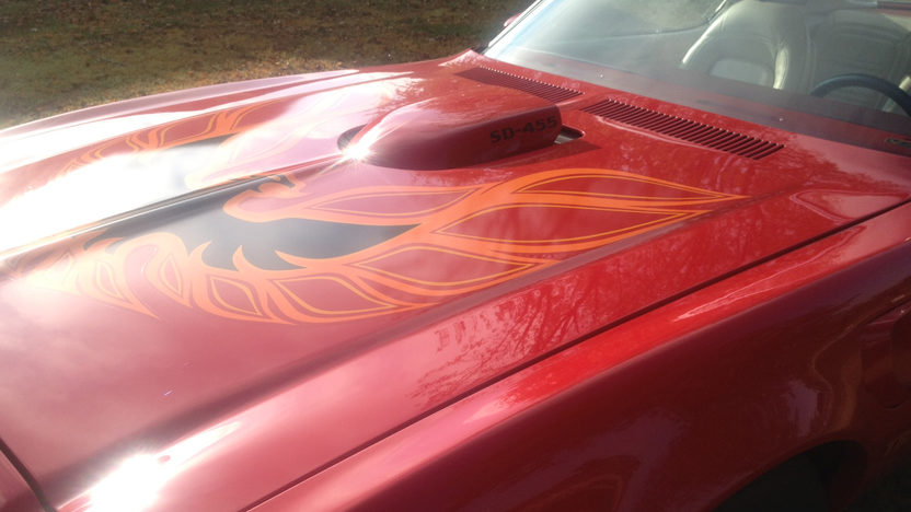 1974 Pontiac Trans Am Super Duty 455 CI, Automatic presented as lot K174 at Kissimmee, FL 2013 - image6