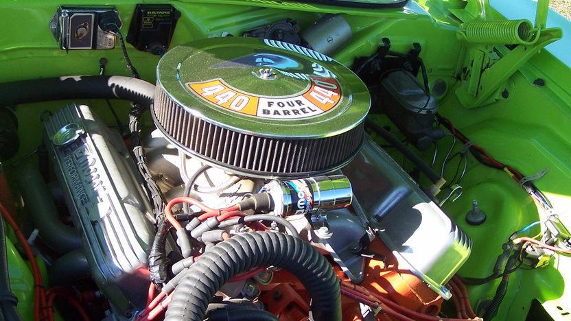 1970 Plymouth Cuda 440/450 HP presented as lot K242 at Kissimmee, FL 2013 - image5
