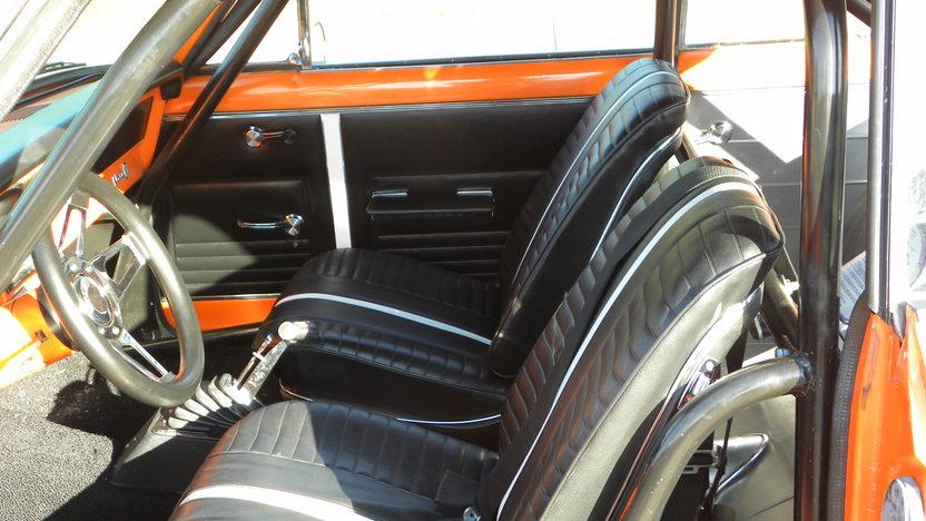 1967 Chevrolet Nova Pro Street presented as lot K247 at Kissimmee, FL 2013 - image4