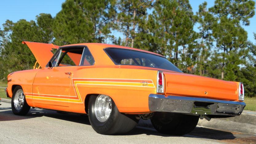 1967 Chevrolet Nova Pro Street presented as lot K247 at Kissimmee, FL 2013 - image6