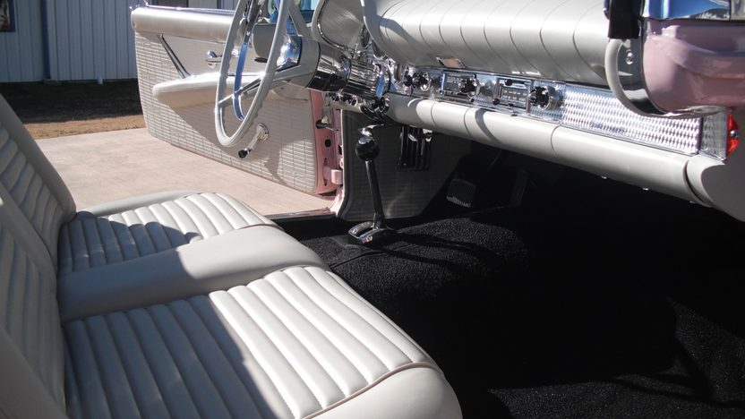 1957 Ford Thunderbird Convertible 312/245 HP, Automatic presented as lot K250 at Kissimmee, FL 2013 - image5