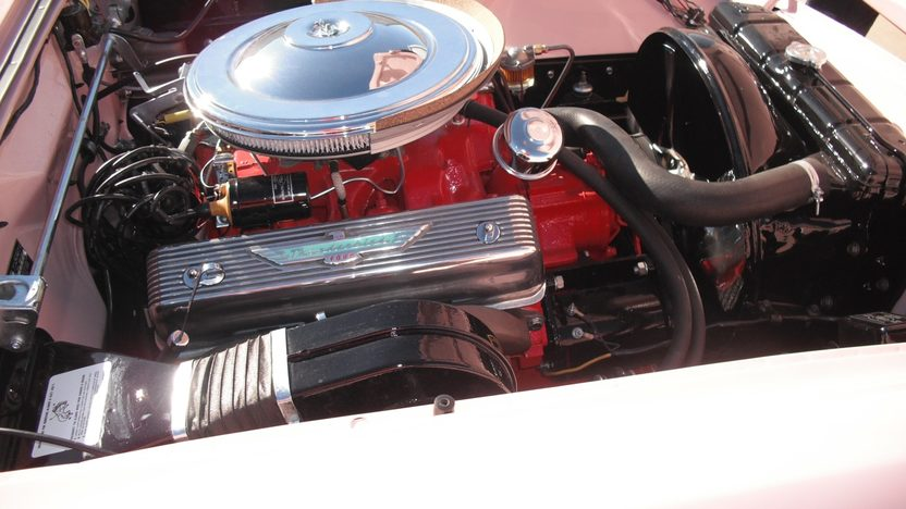 1957 Ford Thunderbird Convertible 312/245 HP, Automatic presented as lot K250 at Kissimmee, FL 2013 - image7
