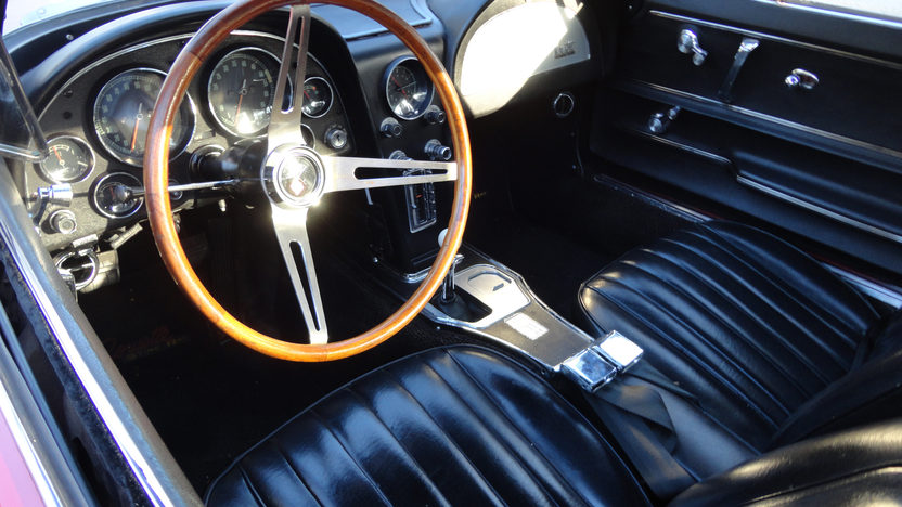 1966 Chevrolet Corvette 427 CI, 4-Speed presented as lot K263 at Kissimmee, FL 2013 - image3