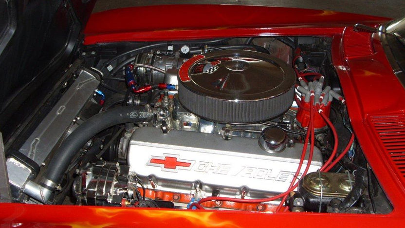 1966 Chevrolet Corvette 427 CI, 4-Speed presented as lot K263 at Kissimmee, FL 2013 - image4