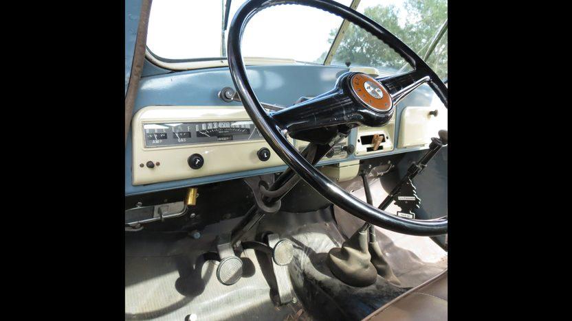 1952 Studebaker Pickup presented as lot U50 at Kissimmee, FL 2013 - image3