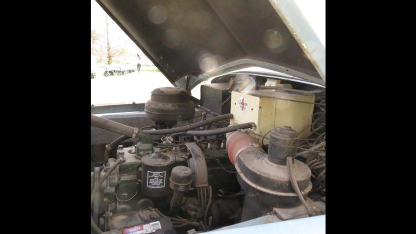 1952 Studebaker Pickup presented as lot U50 at Kissimmee, FL 2013 - image5
