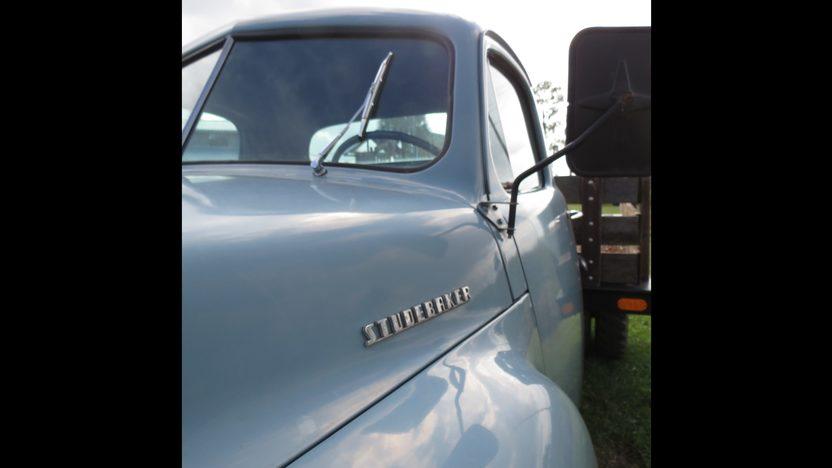 1952 Studebaker Pickup presented as lot U50 at Kissimmee, FL 2013 - image6