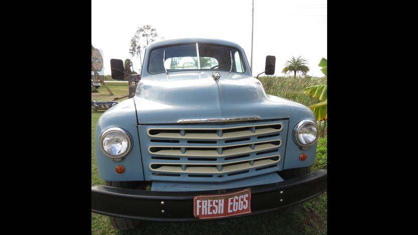 1952 Studebaker Pickup presented as lot U50 at Kissimmee, FL 2013 - image7