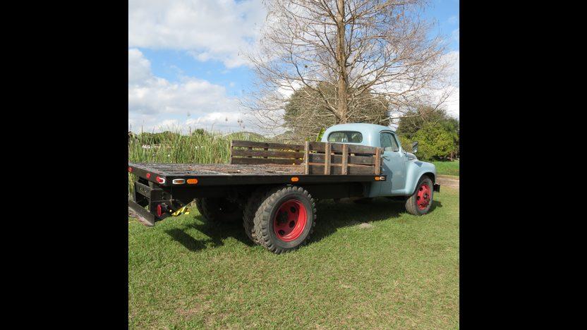 1952 Studebaker Pickup presented as lot U50 at Kissimmee, FL 2013 - image8